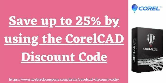 CorelCAD Voucher code