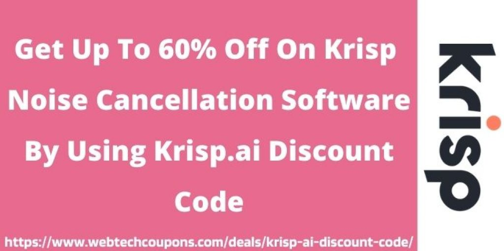 Krisp.ai discount code