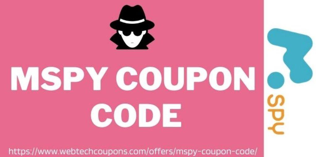 Mspy Coupon Code www.webtechcoupons.com