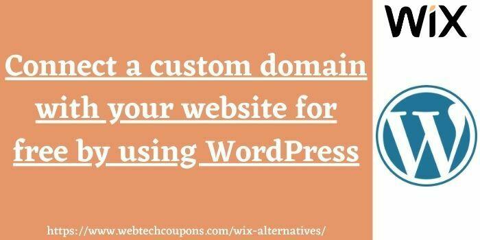 Wix alternative WordPress