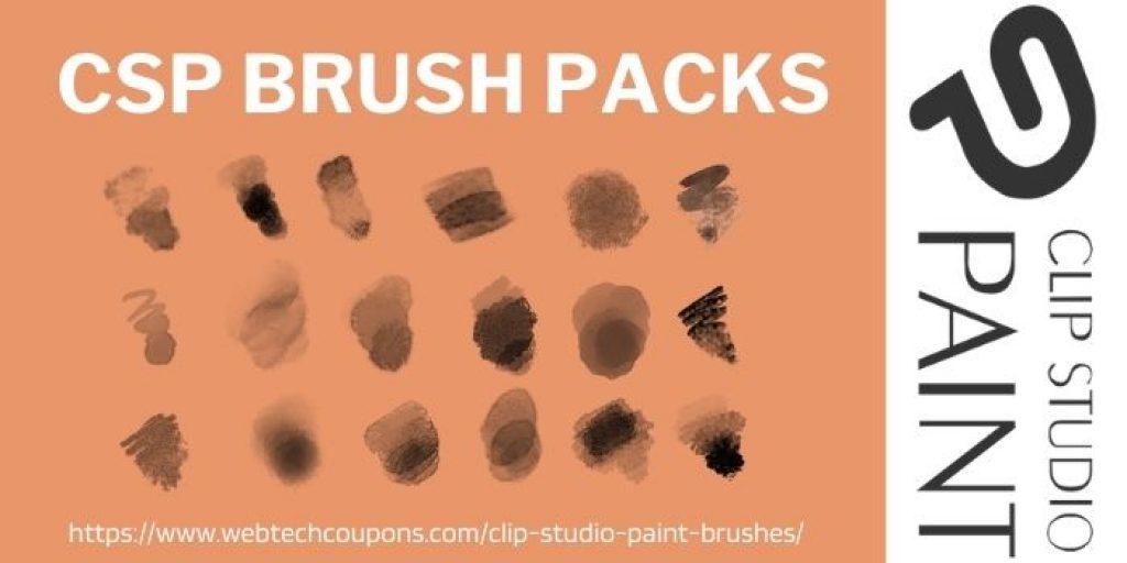 CSP brush packs