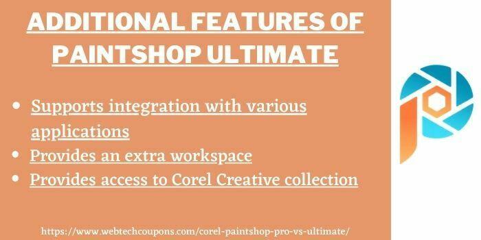 Paintshop Pro vs Paintshop Ultimate