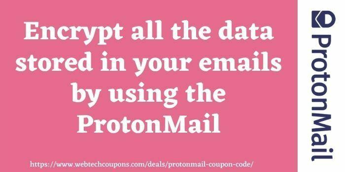 ProtonMail Coupon