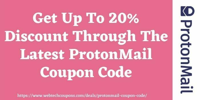 ProtonMail Discount Coupon