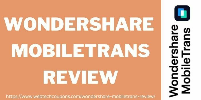 Wondershare MobileTrans Review www.webtechcoupons.com