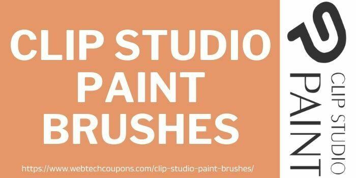 clip studio paint brushes