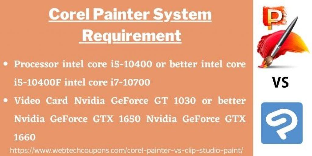 _clip studio paint vs corel painter www.webtechcoupons.com