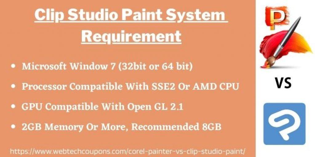 _corel painter vs clip studio paint www.webtechcoupons.com