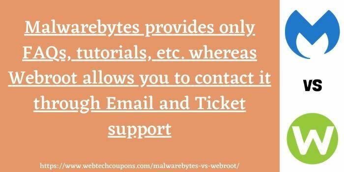 webroot or malwarebytes