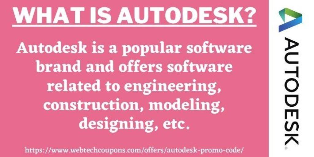 Autodesk Sale