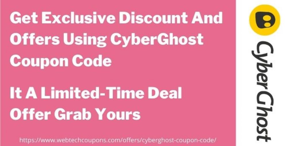 CyberGhost Coupon Code