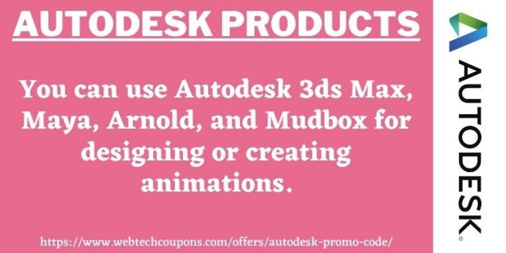 Discount with Autodesk Promo Code