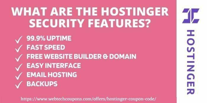 Hostinger Promo codes