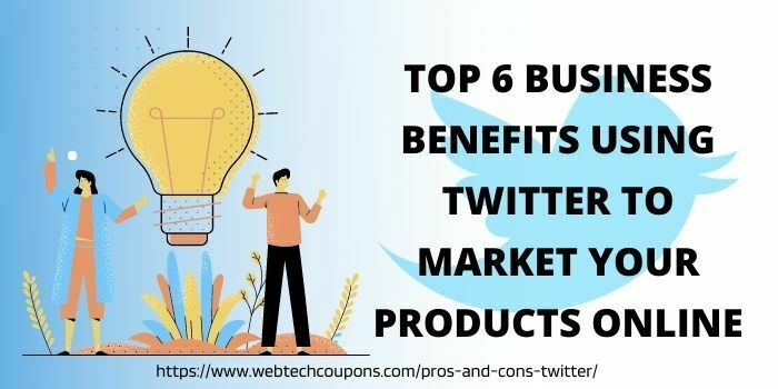 business benefits of twitter
