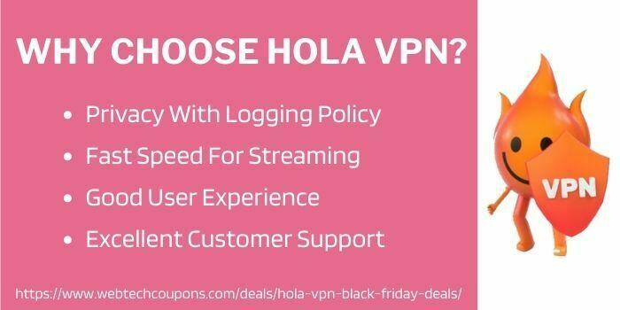 why choose hola vpn
