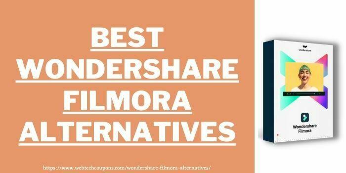 Best Wondershare Filmora Alternative