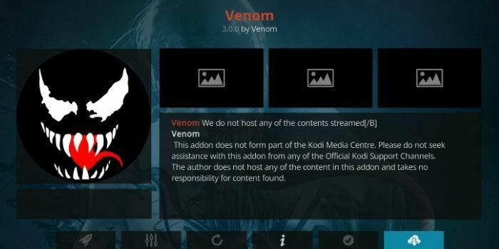 Venom Kodi Addon