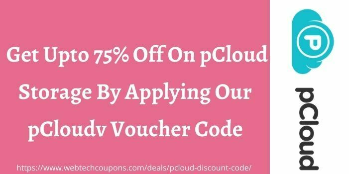 pCloud voucher code
