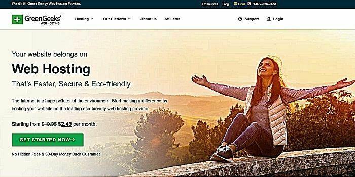 Greengeeks hosting for Beginners