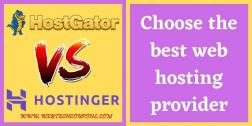 Hostinger Vs HostGator 2021 – Comparison Web Hosting Plans & Pricing