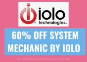 70% off System Mechanic By iolo
