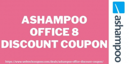 Ashampoo Office 8 Discount Coupon 2021   Up to 60% off