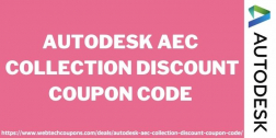 Autodesk AEC Collection Discount Coupon Code