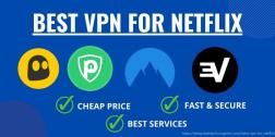 4 Best VPN for Netflix: Most Popular VPN's of 2021