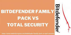 Bitdefender Family Pack Vs Total Security | Similarities And Differences