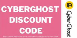 CyberGhost Discount Code 2021
