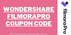 FilmoraPro Coupon Code 2021   Exclusive 30% Discount On FilmoraPro