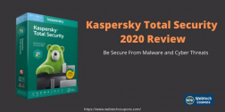 Kaspersky Total Security Review 2021 – By Webtech Experts