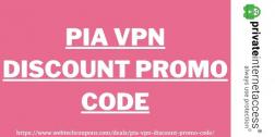 PIA VPN Discount Promo Code
