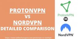 ProtonVPN Vs NordVPN 2021 Review: Similarities And Differences