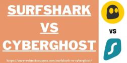 Surfshark vs CyberGhost 2021  Which VPN provide better speed?
