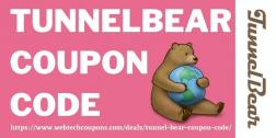 TunnelBear Coupon Code