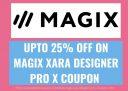 Upto 25% Off Magix Xara Designer Pro X Coupon Code