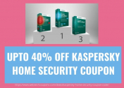 35% Off Kaspersky Home Security Coupon Code 2021