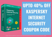 50% Off Kaspersky Internet Security Coupon Code 2021 Grab Now
