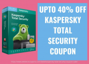 60% Off Kaspersky Total Security Coupon Code 2021