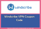 Windscribe VPN Coupon Code and Discount Promo code 2021