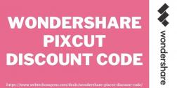 Wondershare PixCut Discount Code 2021   Up to 90% savings on Wondershare PixCut