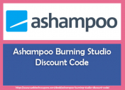 Ashampoo Burning Studio Coupon & Discount Code 2021
