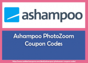 Ashampoo PhotoZoom 7 and 8 Coupon Code & Discount 2021 for Black Friday