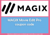 MAGIX Movie Edit Pro 2021 Coupon Code