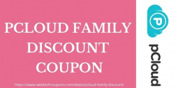 pCloud Family Discount Offer   Grab UpTo 75% Off On pCloud Family Plan