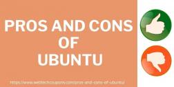 Pros And Cons Of Ubuntu 2021   Why Ubuntu Is Better Than Windows?